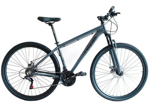 Imagem 1 de 2 de Bicicleta Elleven Gear Aro 29 17  21v Shimano Disco Cinz/pr