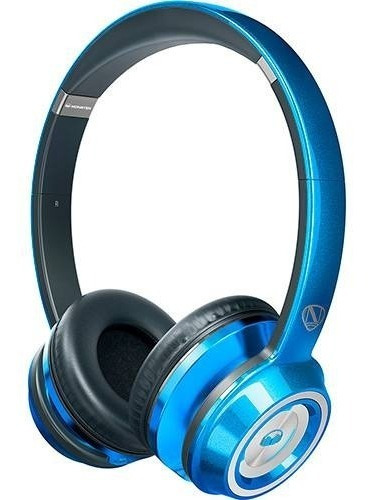 Fone De Ouvido Monster Ncredible Ntune On Ear - Cores