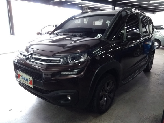 Citroën Aircross 1.6 Vti 120 Flex Live Manual