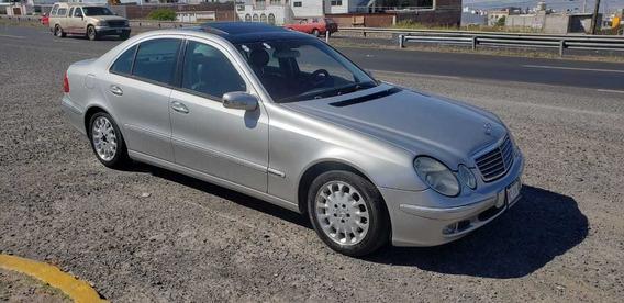 Mercedes-benz Clase E 3.2 320 Elegance V6 At