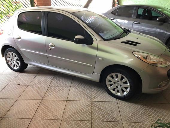 Peugeot 207 1.6 16v Xs Flex 5p 2011