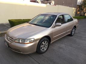 Honda Accord 2.4 Ex-r Sedan L4 Tela Abs Cd Mt 2001