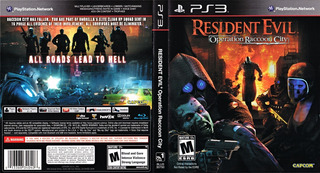 Resident Evil Operation Raccoon City Ps3 Meses
