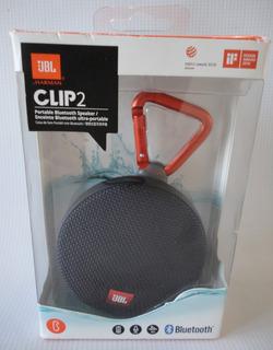 Parlante Jbl Clip2 Portátil