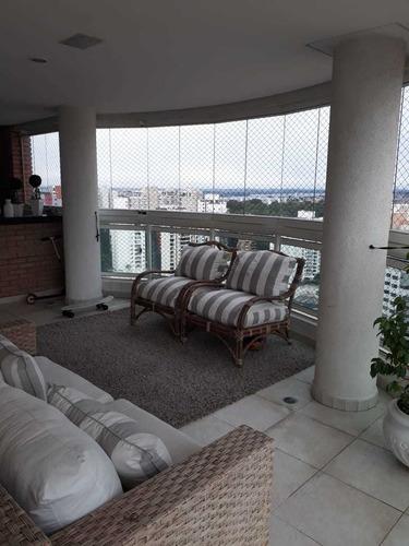 Imagem 1 de 14 de Elegante Apartamento ,com Endereço Nobre, Fl57