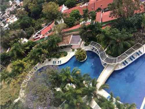 Penthouse En Venta   Punta Vista Hermosa Cuernavaca