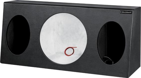 Caixa Box Automotiva Selada Para Falante 12 + 2 Falantes 6/9