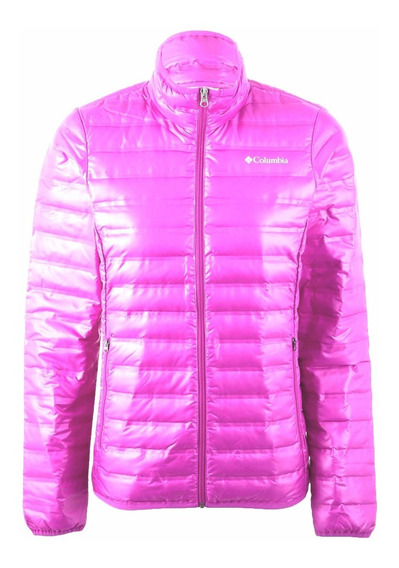 Campera Columbia Mujer Pluma Flash Forward Local Palermoº