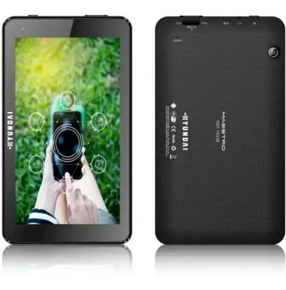 Tablet Hyundai Maestro Hdt-7433x 8gb 7.0 Prom Prec Val Brin