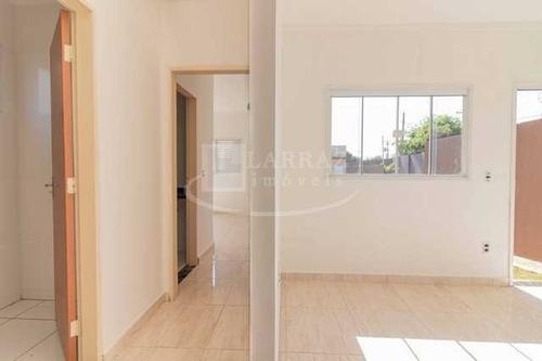 Casa Nova Em Residencial Fechado Para Venda No Ipiranga, 2 Dormitorios 1 Suite, 2 Vagas Em 118 M2 De Area Total - Ca01426 - 68305382