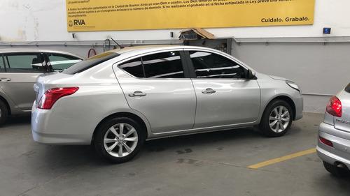 Nissan Versa Advance Mt