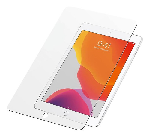 Mica iPad Air 10.5  Devia Pet Transparente
