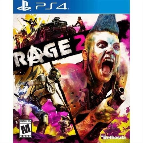 Rage 2 - Ps4 Lacrado