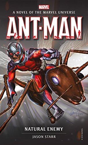 Ant-man: Enemigo Natural: A Novel Del Universo Marvel (marve