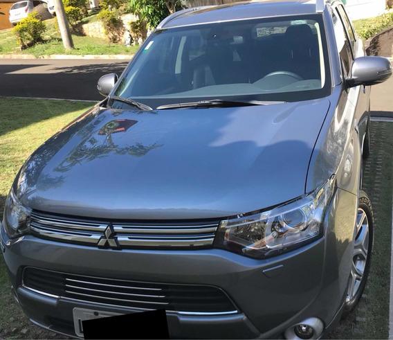 Mitsubishi Outlander Phev Híbrido Garantia De Fabrica 2021