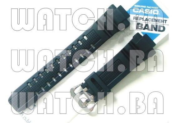 Pulseira Casio G-shock G-1200b G-1250b - Preta - Original!
