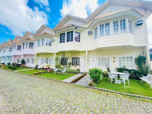 Imagem 1 de 18 de Casa À Venda, 104 M² Por R$ 380.000,00 - Bom Retiro - Teresópolis/rj - Ca1313