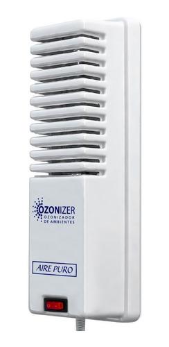 Ozonizador Elimina Olores Acaros Y Alergias Silencioso