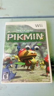 Pikmin 1 Wii Completo