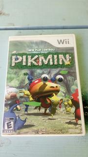 Precio Reducido !! Pikmin 1 Wii Completo Precio Reducido !!