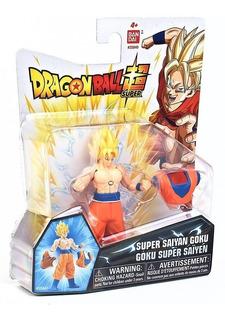 Figura Dragon Ball Super 9cm Goku Freezer Vegeta Bandai