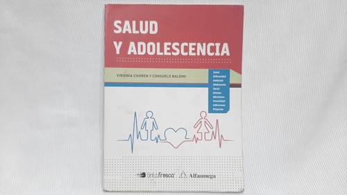 Salud Y Adolescencia Tinta Fresca Choren / Baldini Tinta Fre