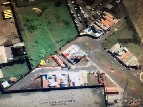 Terreno À Venda, 429 M² Por R$ 258.000,00 - Água Branca - Piracicaba/sp - Te0366
