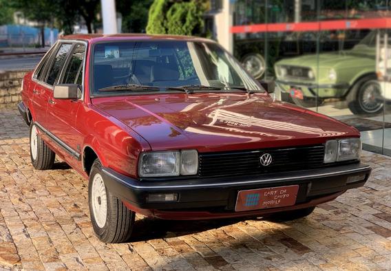 Volkswagen Santana 1.8 Cd Álcool -1986