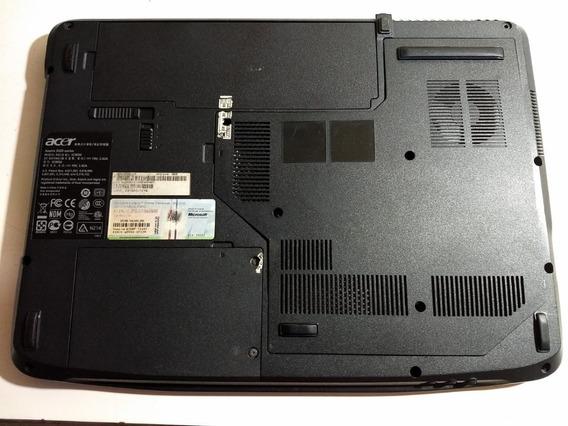 Carcaça Do Fundo Completa - Acer 5520 Series