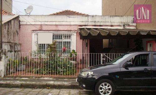 Terreno  Residencial À Venda, Santa Teresinha, Santo André. - Te0079