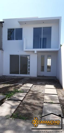 Casa En Venta, 3 Recamaras, Cuautla Occ-310