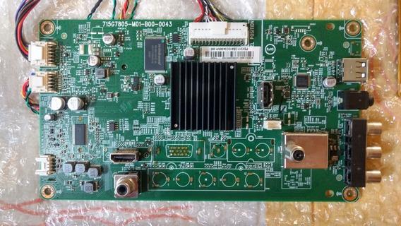 Placa Principal, Fonte, Sensor Ir E Teclado Aoc Le32h1461