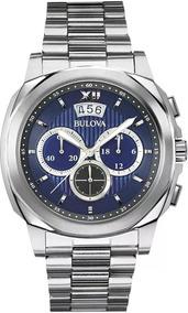 Relógio Bulova Masculino Curve - Wb31818f