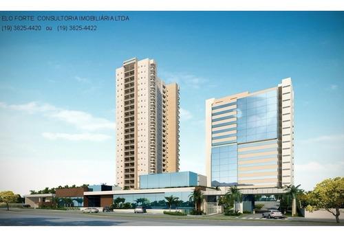 Imagem 1 de 4 de Sala Comercial Para Venda, Sky Towers , Indaiatuba - Sl00310 - 4472228