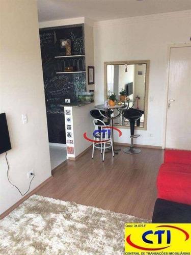 Imagem 1 de 24 de Apartamento À Venda, Santa Terezinha, São Bernardo Do Campo. - Ap2535