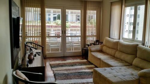 Imagem 1 de 10 de Apartamento À Venda, 130 M² Por R$ 1.385.000,00 - Higienópolis - São Paulo/sp - Ap10514