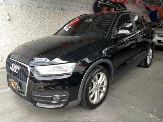 Audi / Q3 2.0t Quattro Top De Linha 2013 - H2 Multimarcas