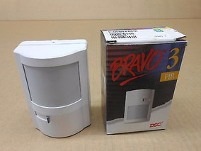 Dsc Bv-300dp Digital Bravo 300 Pir Motion Detector