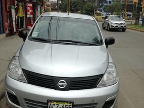 Nissan Tiida Fabricacion 2014