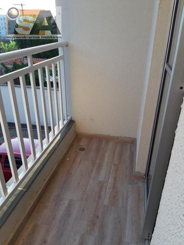Apartamento Em Vila Urupês - Suzano, Sp - 3288