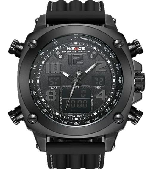 Relógio Masculino Weide Anadigi 10286