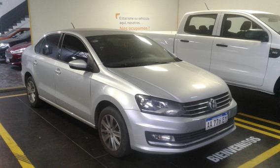 Volkswagen Polo Confort At Gnc 16 Oportunidad (jcf)