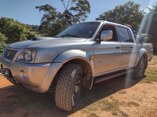 L200 2.5 Gls 4x4 Cd 8v Turbo Intercooler Diesel 4p Manual