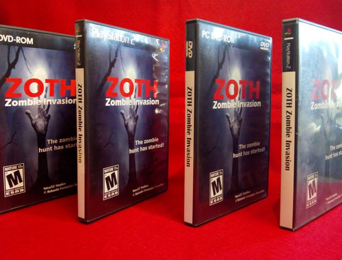 Imagen 1 de 3 de Zoth Zombie Invasion Game