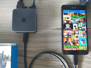 Microsoft Lumia 950 Xl Dual + Microsoft Display Dock