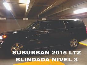 Chevrolet Suburban 5.3 Ltz V8 4wd 2da Cubo At