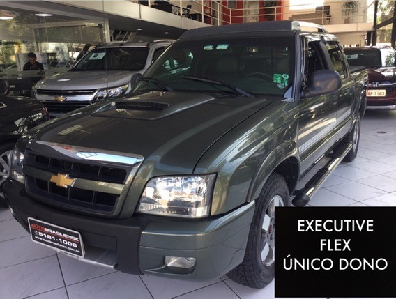 Chevrolet S10 2.4 Mpfi Executive 4x2 Cd Flex