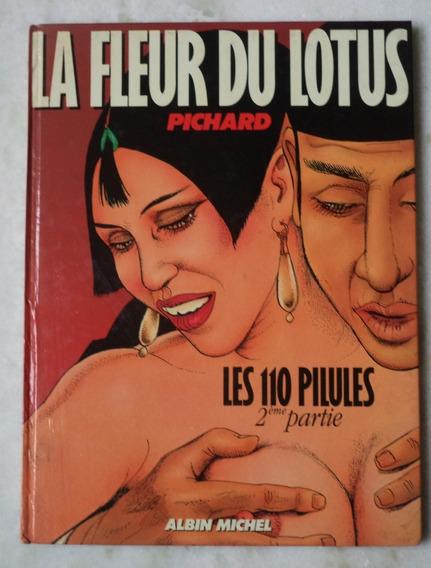 Hq Erótica La Fleur Du Lotus Capa Dura Em Francês