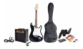 Combo Guitarra Electrica /amplificador/vitelas/afinador/corr