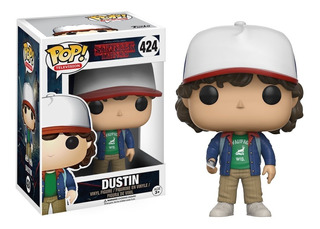 Funko Pop Stranger Things Dustin Henderson With Compass